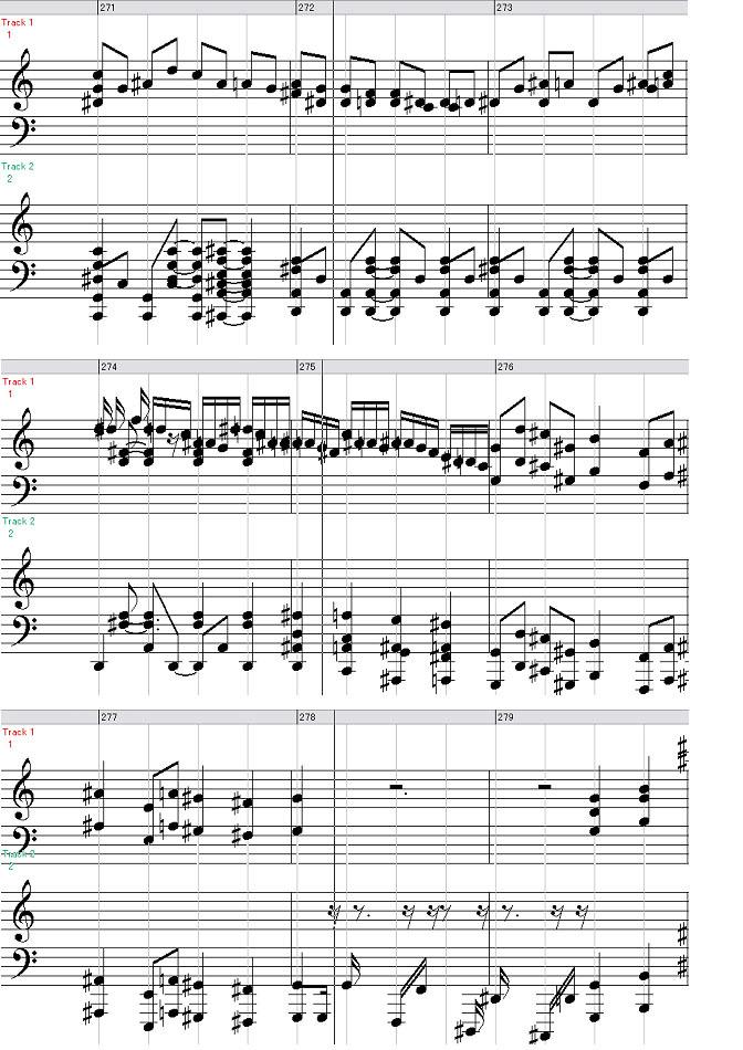 ON 光と闇の童话 双钢琴版